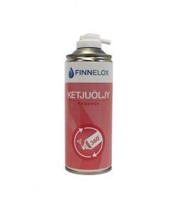 Ketjuöljy aerosol