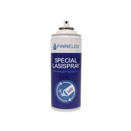 Special lasispray aerosol